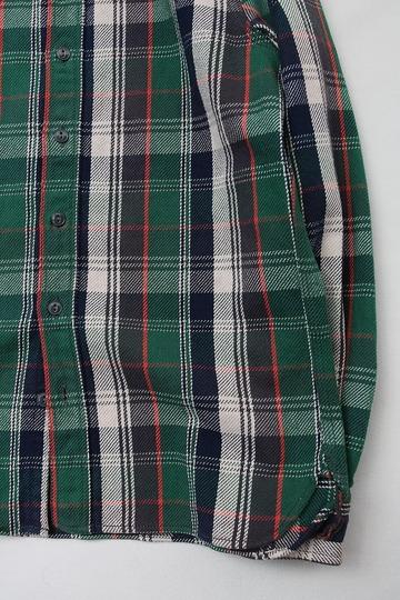 Harriss Short Wide Collar HW Nel GREEN (3)