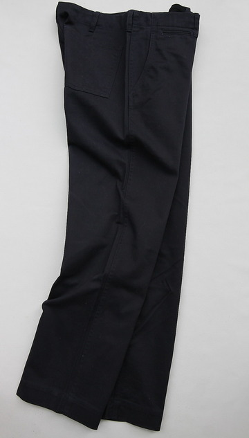 San Heavy Twill Pants NAVY (4)