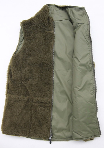 Buffalo Reversible Belay Vest OLIVE OLIVE (10)