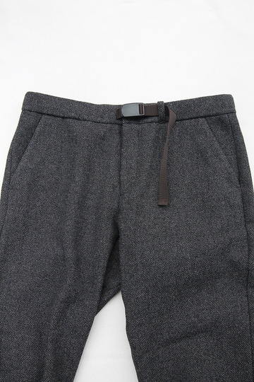 coochucamp Happy Slacks Pants GREY Tweed (4)