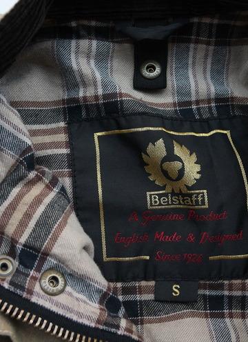 Deadstock Belstaff Road Master ANTIQUE BEIGE (4)