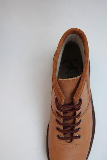 CEBO Monkey Boots II CAMEL (5)
