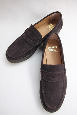 LABORRER SHOES Mudgard Loafer BROWN (3)
