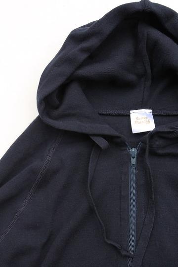 Baxter Ratcliff LS Hood Sweatshirts Flatlock NAVY (2)