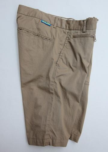 NOUN Zip Shorts KHAKI (5)