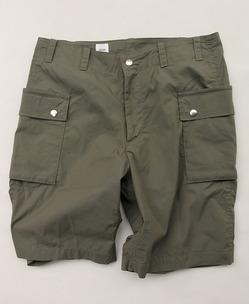 ARAN Field Shorts CT Rip OLIVE