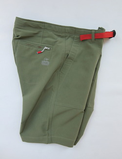 Chums Stretch Fatigue Shorts KHAKI (2)