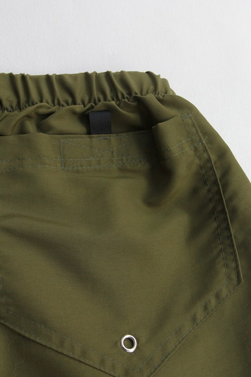 Thousand Mile Wall Shorts OLIVE (3)