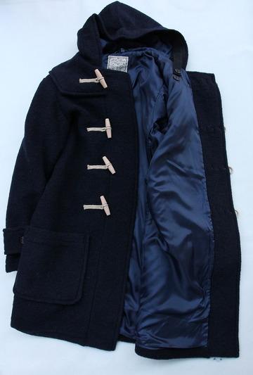 H F and Weaver Marine Coat NAVY (6)