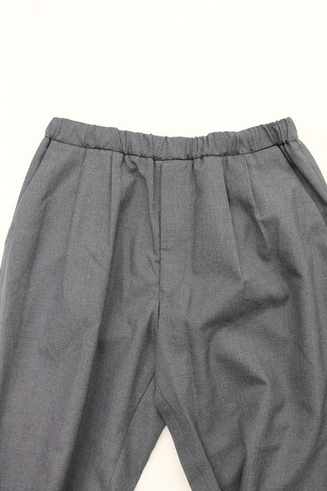 CEASTERS 2 Pleats Easy Trousers LIGHT GRAY (3)