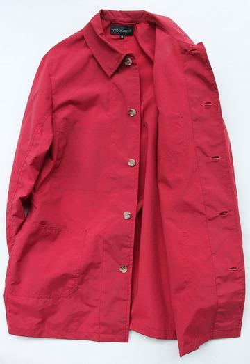 coochucamp Happy Shirt Coat RED (5)