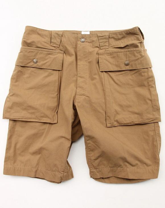 ARAN MCP Shorts CN Rip KHAKI