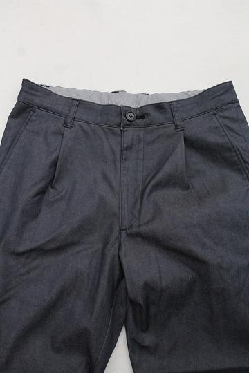 Harriss Stetch TC Denim 1 Tapered Pants NAVY (3)