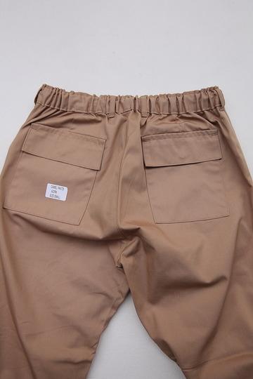 Uniformworld Work Pants CAMEL (4)