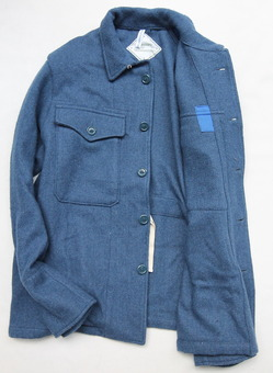 NOUN 0511 Wool Jacket BLUE GREY (5)