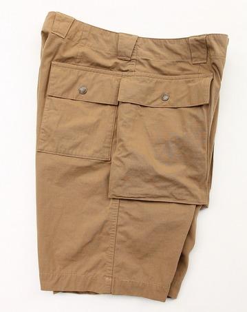 ARAN MCP Shorts CN Rip KHAKI (4)