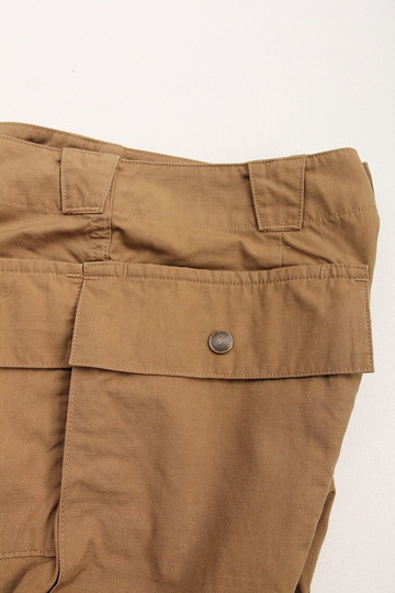 ARAN MCP Shorts CN Rip BEIGE (3)
