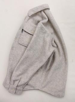 FIDELITY CPO Shirt Fleece NATURAL (4)
