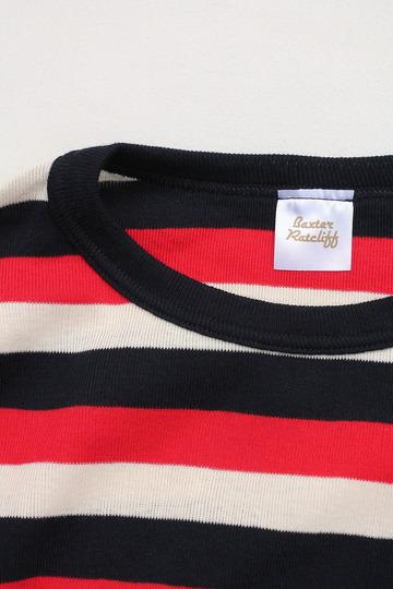 Baxter Ratcliff Tricolor Stripe LS Sweatshirts Flatlock (2)