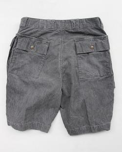 ARAN MCP Shorts CORD GREY (5)