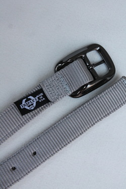 TRIPLE 1 Plain Belt GRAY (3)
