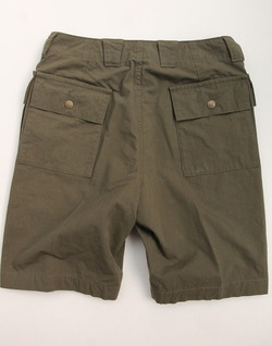 ARAN MCP Shorts CN Rip OLIVE (3)