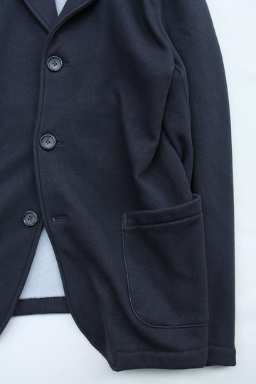 Harriss Bomber Heat 3 Button Blazer NAVY (3)