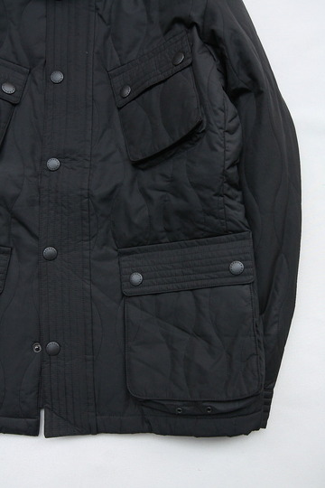 Barbour Beacon Heritage Collection Riders BLACK (3)