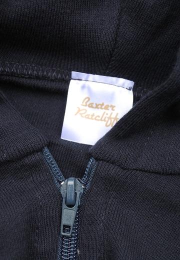 Baxter Ratcliff LS Hood Sweatshirts Flatlock NAVY (4)