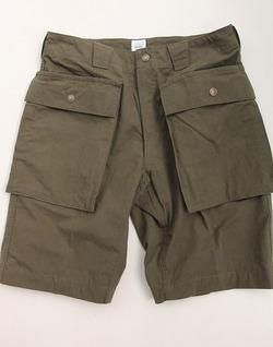 ARAN MCP Shorts CN Rip OLIVE
