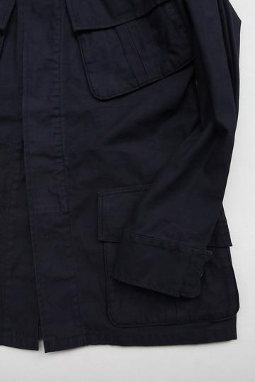 KIFFE Jangle Fatigue Jacket NAVY (5)