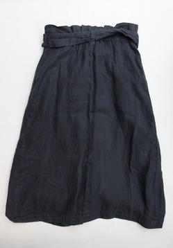 Harriss Linen Long NAVY (5)