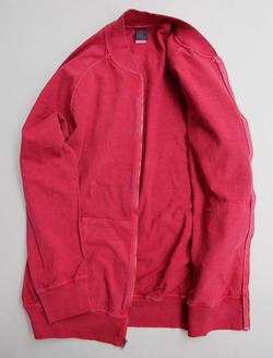 Goodon Zip Tee Jkt P F RED (3)