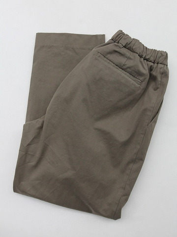 CEASTERS Twill Easy Trousers OLIVE