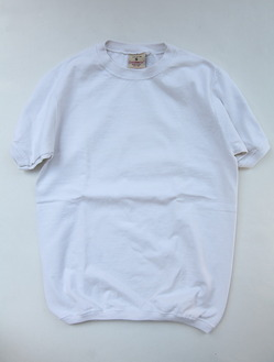 Goodwear Heavy Weight Rib Tee MINERAL WHITE