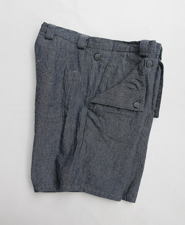 Domestic Workwear Denim Shorts (4)