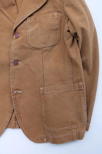 Carifornia Brand Brown Duck Blazer 3 Button (3)