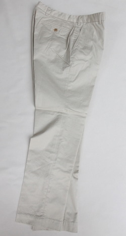 DC WHITE Chino Pants OFF WHITE (6)