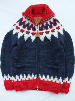 CANADIAN SWEATER Canadian Yarn 61 RW