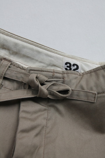 H Wide Easy Chinos TAN (5)