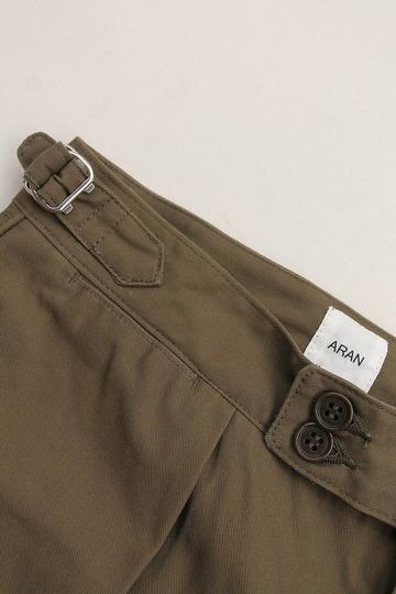 ARAN F L Shorts BL 2 OLIVE DRAB (2)