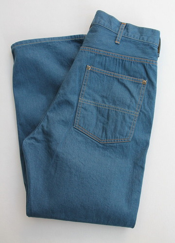 RICEMAN Ranch Pants LIGHT INDIGO