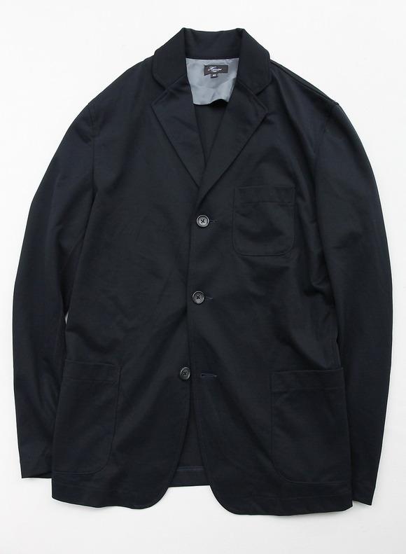 Harriss Mokkurodi Loafer Jacket NAVY (2)
