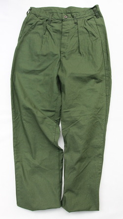 Dead Stock Sweden Army Utility Pants (5)