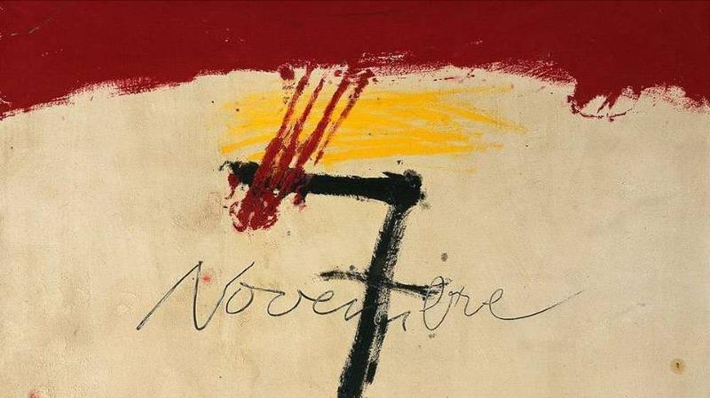Imagen de la actividad: Antoni Tàpies.