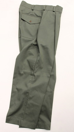 Vecchi Levoro Pantalone GBD Pro 6535 OLIVE (6)