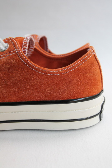 CONVERS CT 70 Lo Suede ORANGE (8)