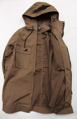 MASRA Hooded Parker KHAKI (4)