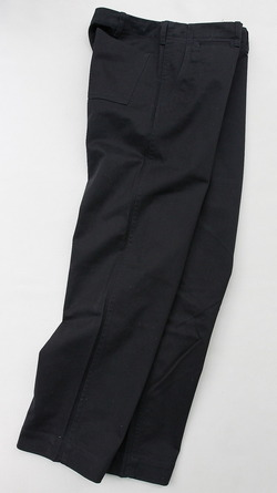 San Heavy Twill Pants NAVY (6)