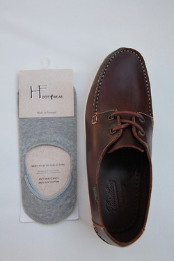 H Footwear Coverd Socks GREY (2)
